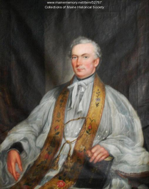 Rev. John O'Donnell, Portland, 1852