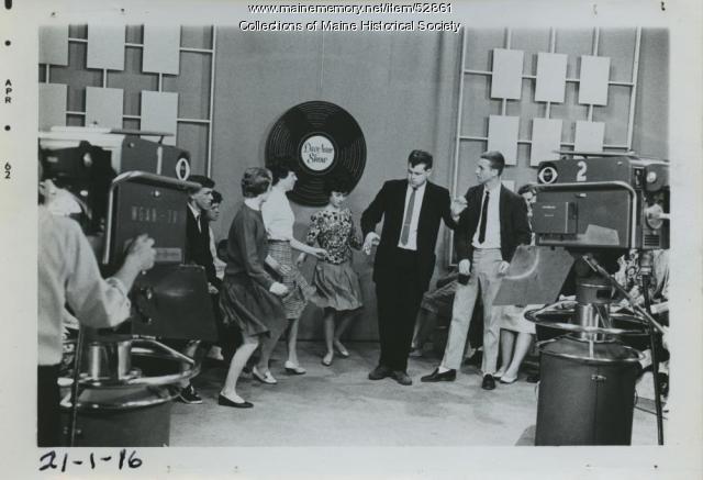 """""""Dave Astor Show,"""" Portland, April 1962"""