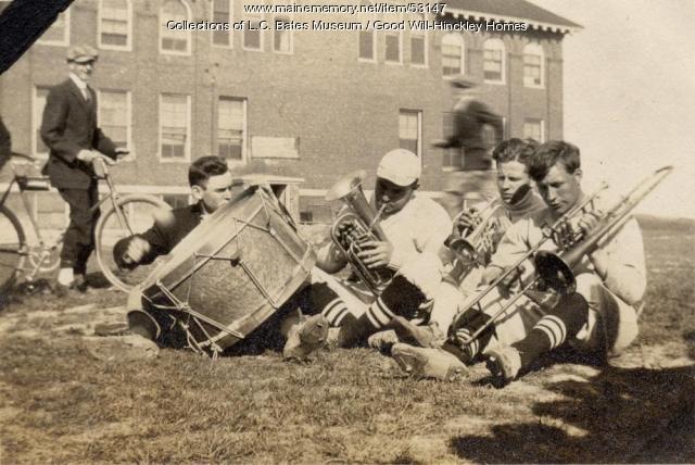 Good Will Band, Fairfield, ca. 1920
