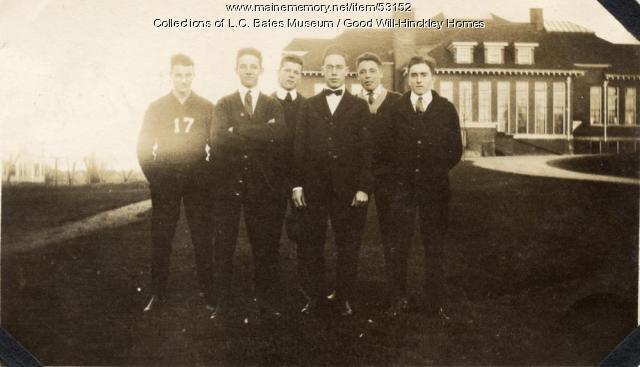 Good Will Boys, Fairfield, ca. 1920