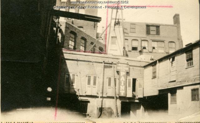 35-41 Free Street, Portland, 1924