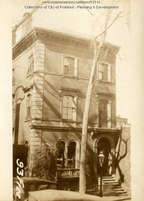 93-95 Free Street, Portland, 1924