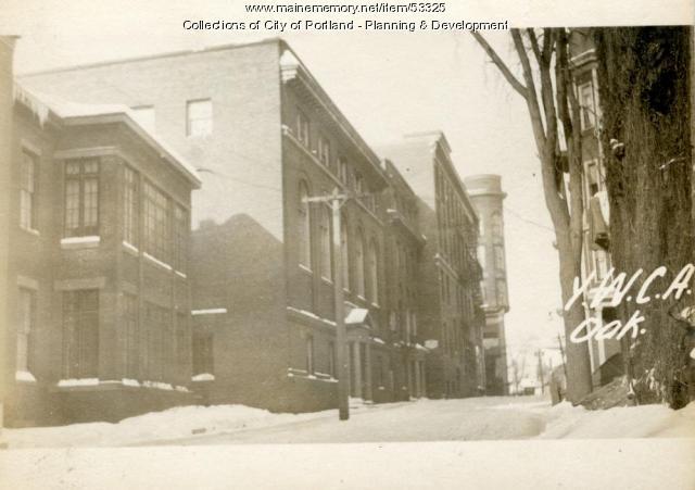 124 Free Street, Portland, 1924