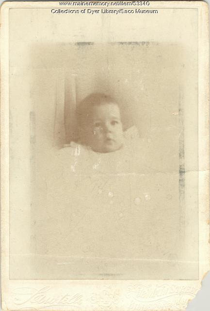 Edward Cousens Smith, Biddeford, ca. 1894