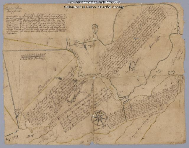 Brunswick and Topsham, ca. 1730
