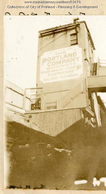 2-82 Fore Street, Portland, 1924