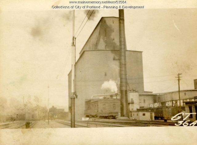 84-184 Fore Street, Portland, 1924