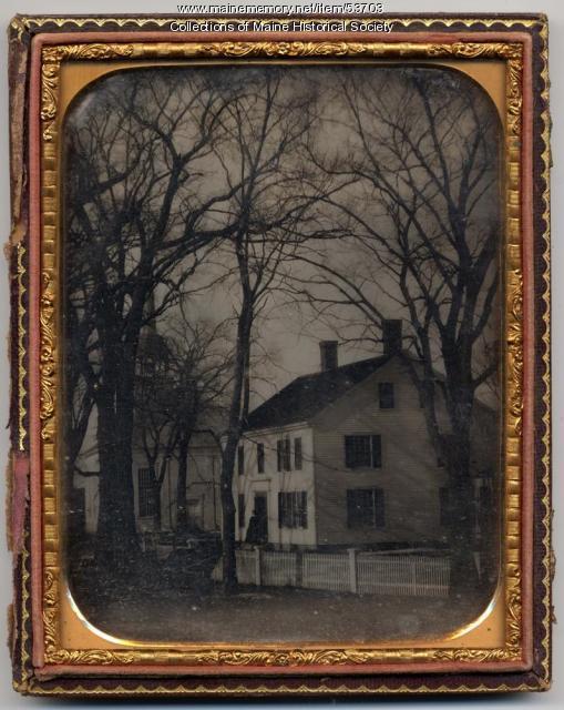 Bulman House, York, ca. 1850