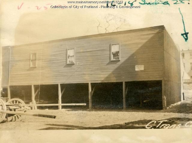 212-218 Fore Street, Portland, 1924
