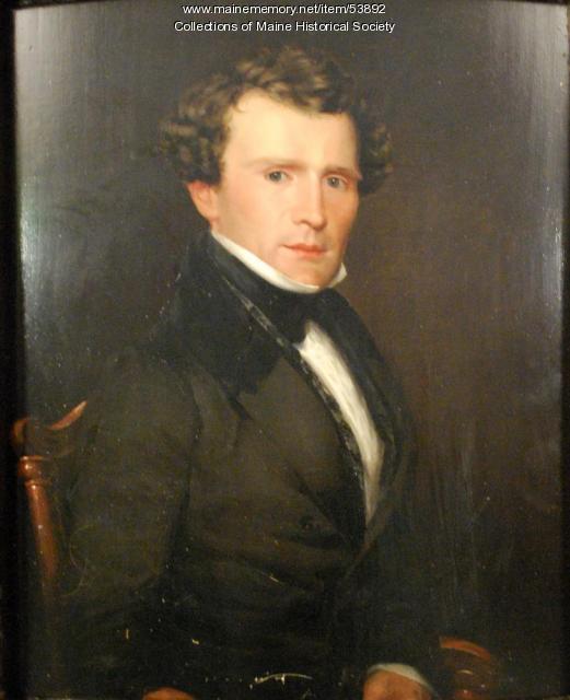 Ai Staples, Augusta, ca. 1840
