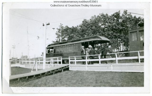 New Meadows Inn Station, Bath, ca. 1910