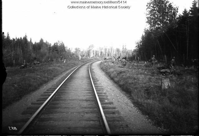 Bangor & Aroostook Railroad, Crystal