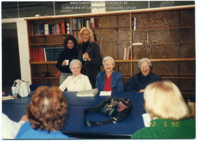 Shaarey Tphiloh Sisterhood, 1990