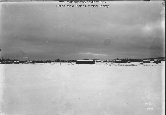 Eagle Lake Station and mills