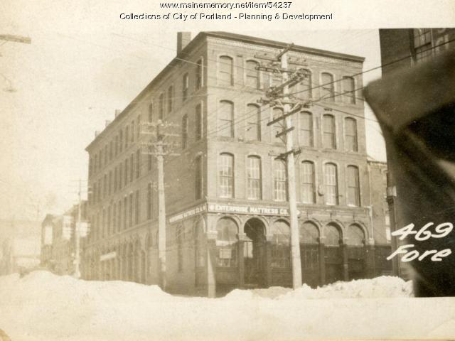 479-481 Fore Street, Portland, 1924
