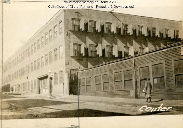 502-510 Fore Street, Portland, 1924