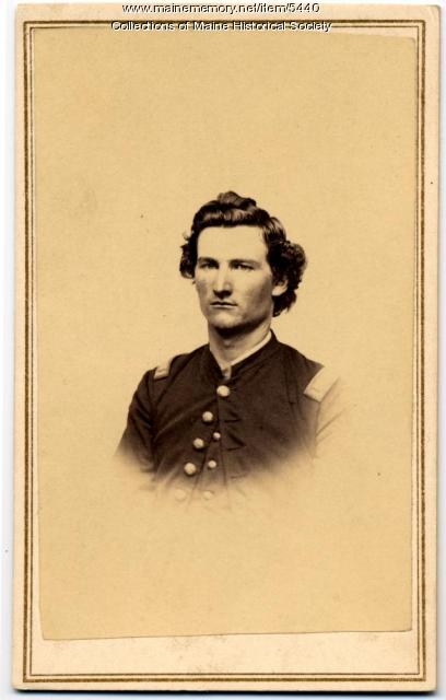 Henry A. Willis, Thomaston, ca. 1865