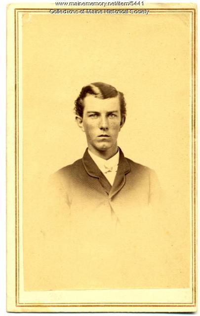 William S. Farwell, Rockland, ca. 1864