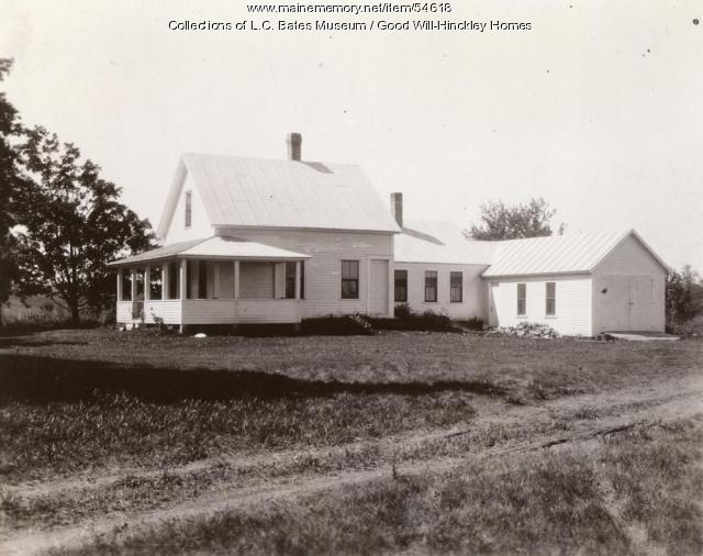 Sunshine Cottage, Fairfield, ca. 1930