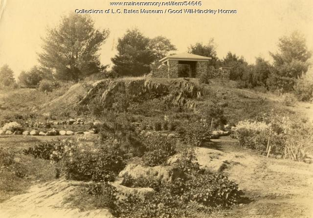 The Bird Sanctuary, Fairfield, ca. 1936