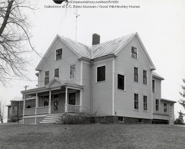 Christian Endeavor Cottage, Fairfield, ca. 1960