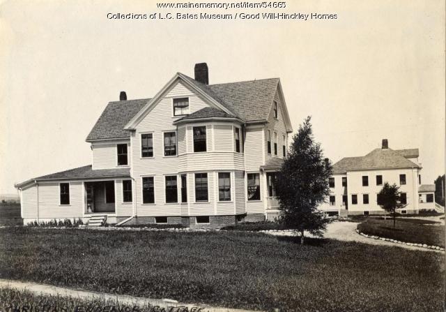 Christian Endeavor Cottage, Fairfield, ca. 1915