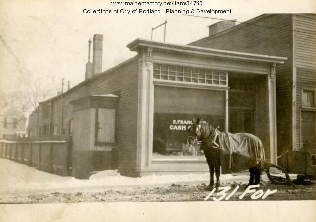 131 Forest Avenue, Portland, 1924