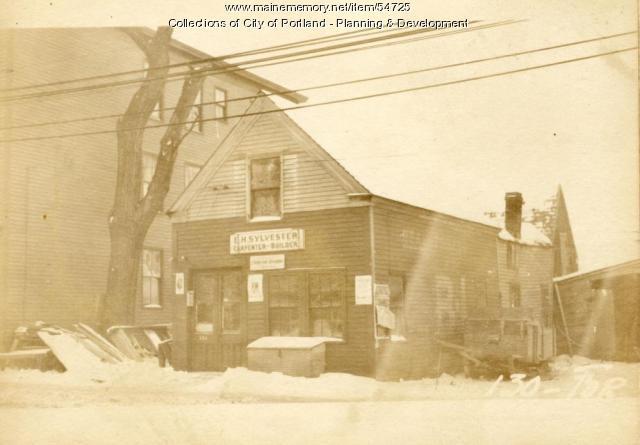 132 Forest Avenue, Portland, 1924