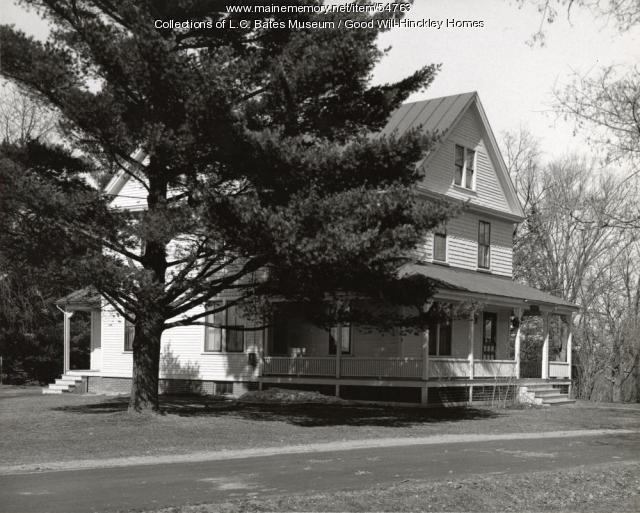 Golden Rule Cottage, Fairfield, ca. 1960