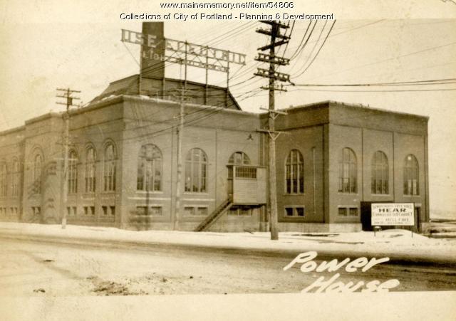 207-217 Forest Avenue, Portland, 1924