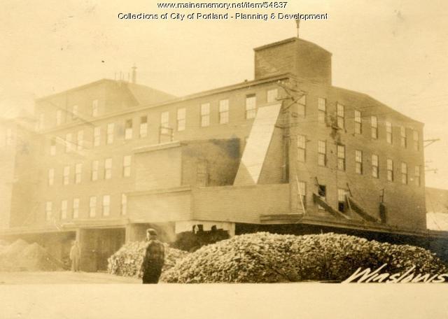 235-311 Forest Avenue, Portland, 1924
