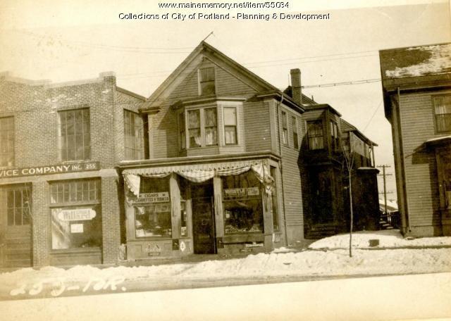 253 Forest Avenue, Portland, 1924