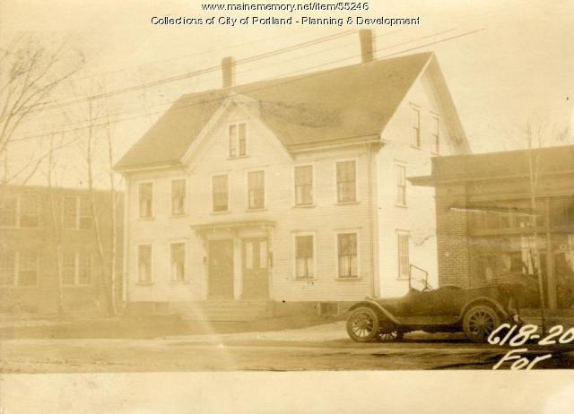 618-620 Forest Avenue, Portland, 1924