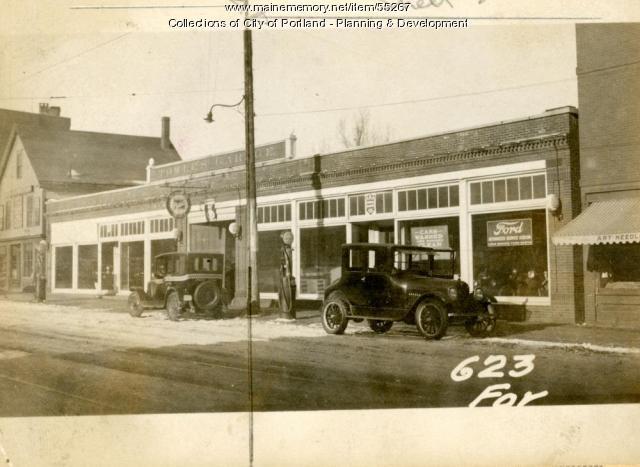 625-631 Forest Avenue, Portland, 1924