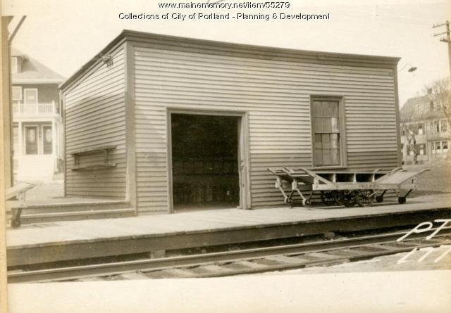 755 Forest Avenue, Portland, 1924