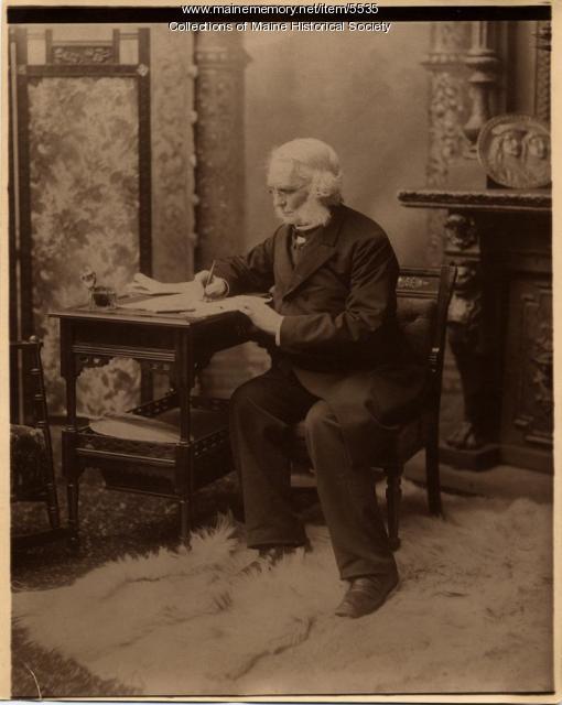 Neal Dow, ca. 1870s