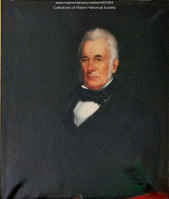 Joshua B. Osgood, 1854