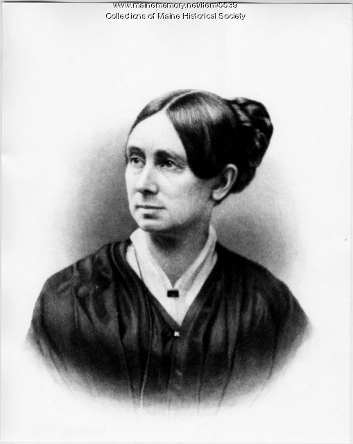 Dorothea L. Dix, ca. 1870