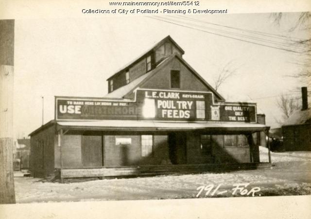 791 Forest Avenue, Portland, 1924