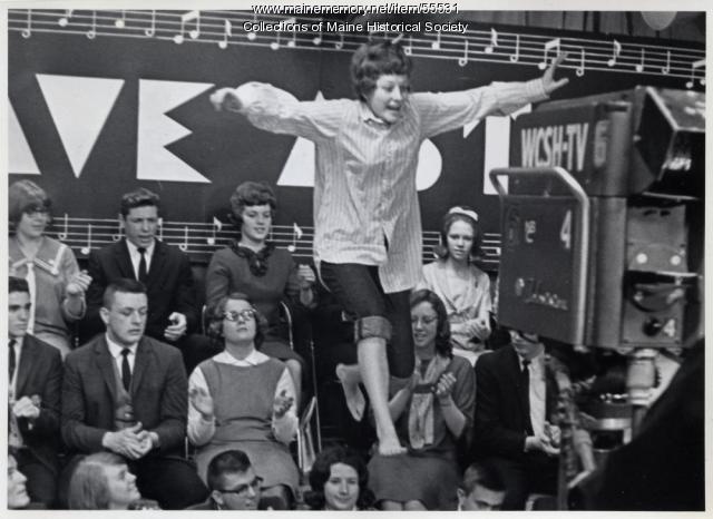 Tina Warming, Portland, 1966