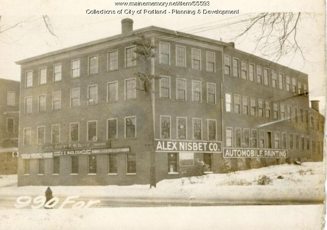 980-986 Forest Avenue, Portland, 1924