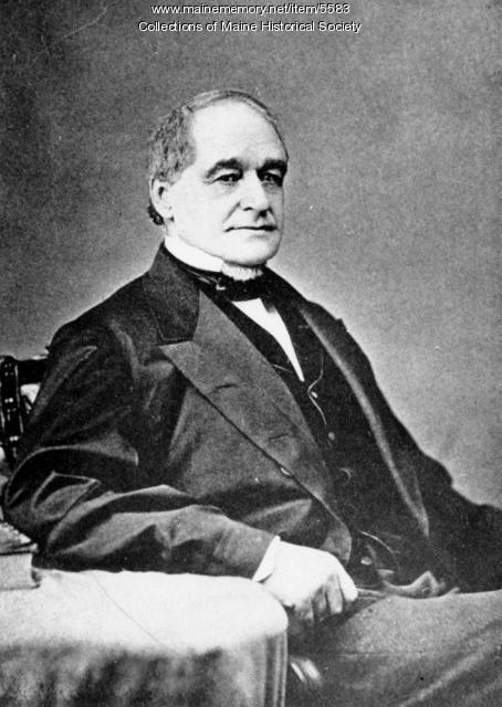 Hannibal Hamlin, statesman