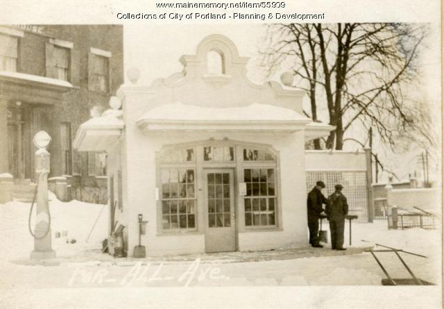 6 Allen Avenue, Portland, 1924