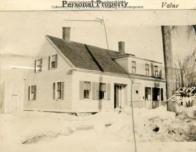 1321 Forest Avenue, Portland, 1924