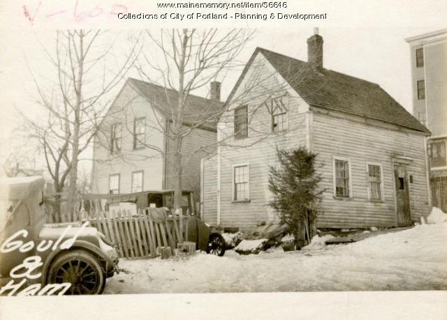 11-13 Gould Street, Portland, 1924