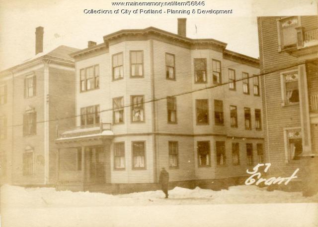 57-59 Granite Street, Portland, 1924