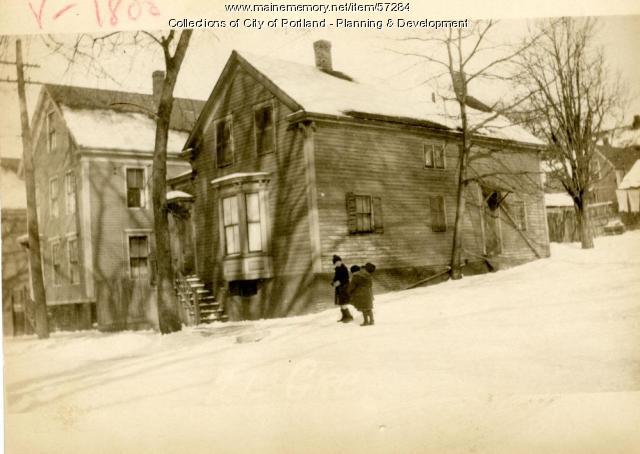 21 Gray Street, Portland, 1924