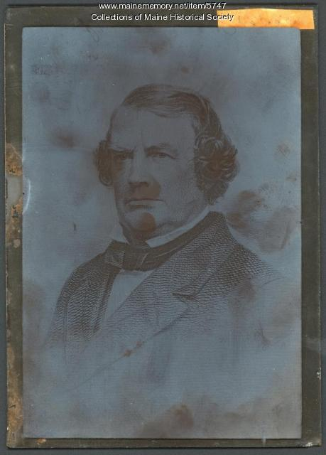 John Alfred Poor, Portland, ca. 1860