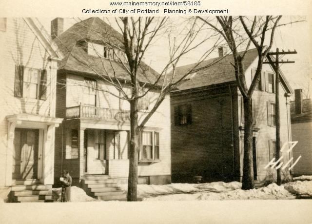 96 Atlantic Street, Portland, 1924