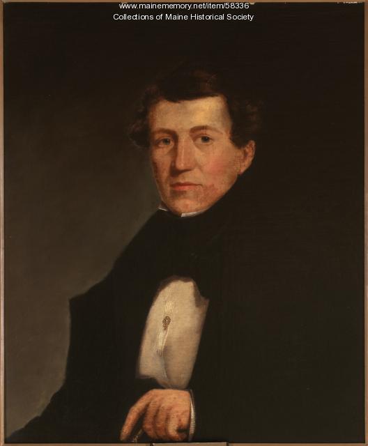 Frederick Mellen, ca. 1834